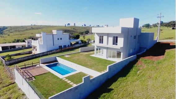 Casa Em Condomínio Para Venda Em Bragança Paulista, Terras De Santa Cruz, 4 Dormitórios, 1 Suíte, 4 Banheiros, 2 Vagas - 5962