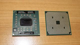 Cpu Amd Athlon Ii P360 Dual-core 2.3ghz S1g4