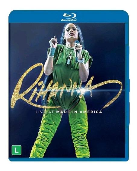 Rihanna - Live At Made In America - Blu-ray - Novo