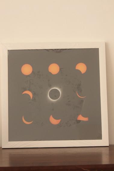 Quadoro Fotografia Eclipse Solar Total - Sequência
