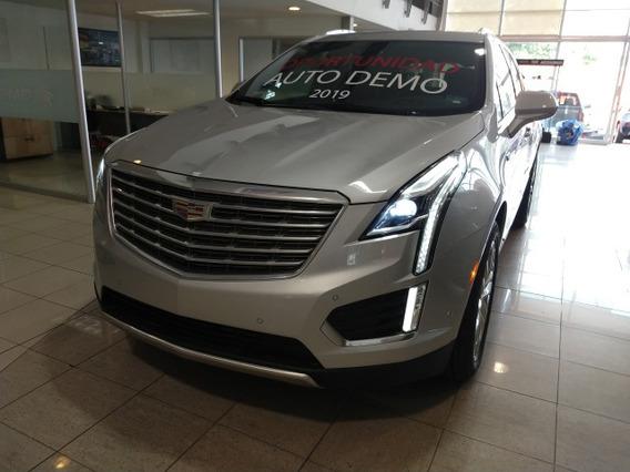 Cadillac Xt5 Platinum 2019 Plata
