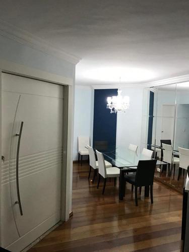 Imagem 1 de 21 de Apartamento Com 03 Dormitórios E 130 M²   Santana , São Paulo   Sp - Ap473497v
