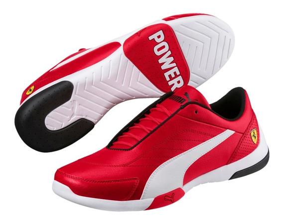 Tenis Puma Ferrari Kart Cat Iii Sneakers Hombre