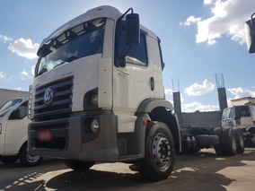 Vw 24-250 2007 No Chassis R$104.999,00