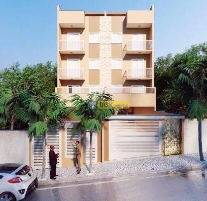 Cobertura Com 2 Dormitórios À Venda, 48 M² Por R$ 385.000,00 - Santa Maria - Santo André/sp - Co0069