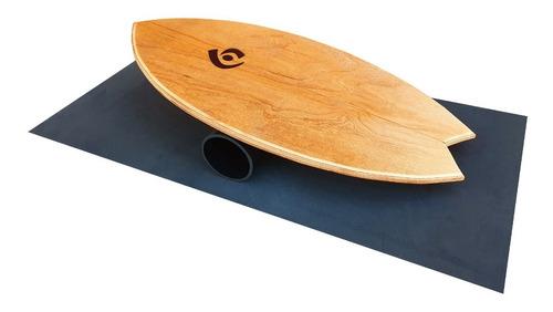 Balance Board Gdo Indoor Surf Carver Madera  - No Se Parte
