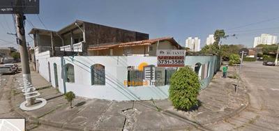 Terreno Residencial À Venda, Vila Sônia, São Paulo - Te0468. - Te0468