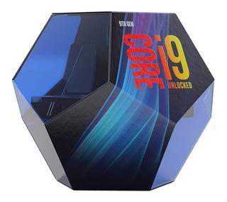Procesador Intel Core Cpu I9 9900k 3.6ghz/ Boleta