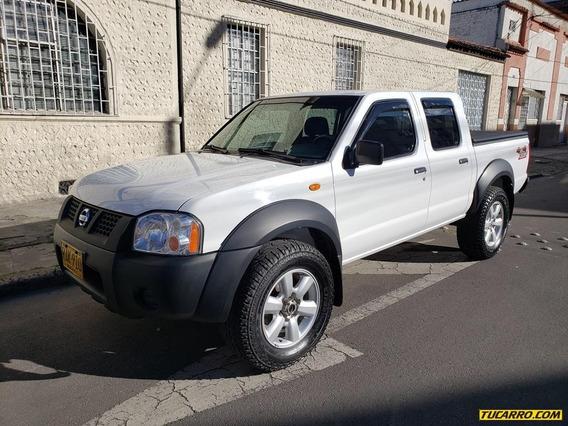 Nissan Frontier Frontier 4x4 Aa 2010