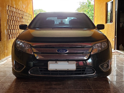 Ford Fusion Sel 3.0 V6 Awd 24v 243cv 2010/2011 O Mais Top!