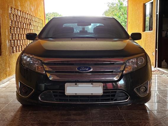 Ford Fusion Sel 3.0 V6 Awd 24v 243cv 2010/2011 O Mais Top!