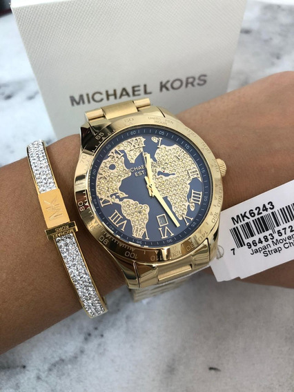 Relógio Michael Kors Mk 6243 Original