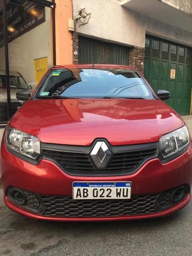 Renault Sandero 1.6 Expression 90cv 2017 =0km Nvo Argemotors