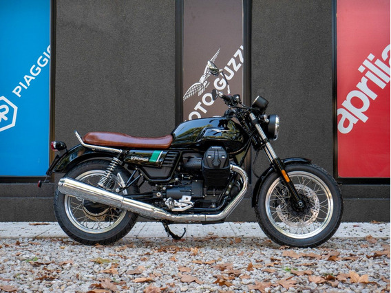 Moto Guzzi V7 Iii Special - Negra