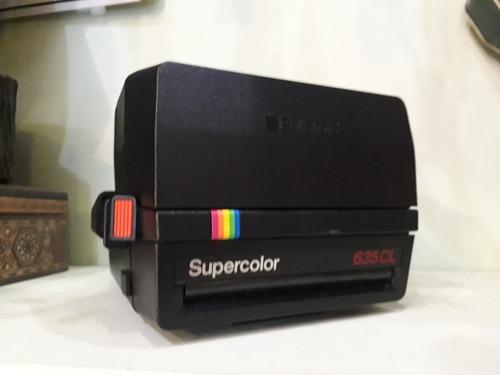 Camera Fotográfica Polaroid Supercolor