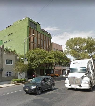 Edificio Para Oficinas En La Roma