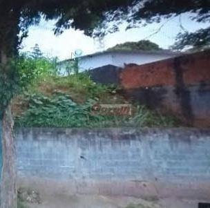 Terreno À Venda, 300 M² Por R$ 250.000 - Jardim Rincão - Arujá/sp - Te0624