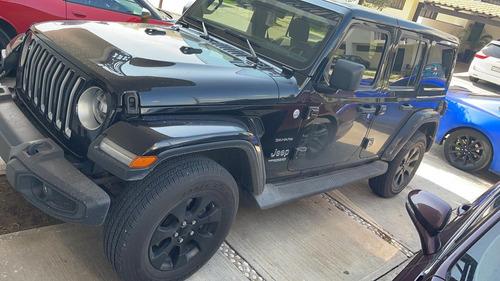 Imagen 1 de 5 de Jeep Wrangler Hibrido