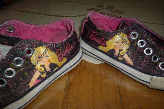 Zapatillas Barbie Originales 27