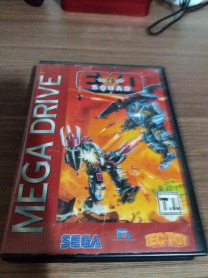 Exo Squad - Mega Drive