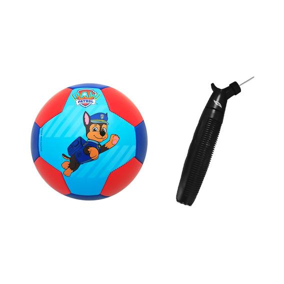 Kit Balón Futbol Action Chase No. 3 + Bomba Portátil Voit