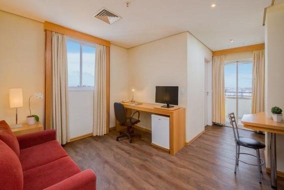 Apartamento Para Aluguel, 1 Quarto, 1 Vaga, Centro - Santo André/sp - 70777
