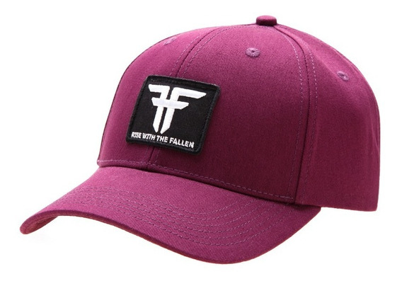 Cap Fallen Trademark Patch