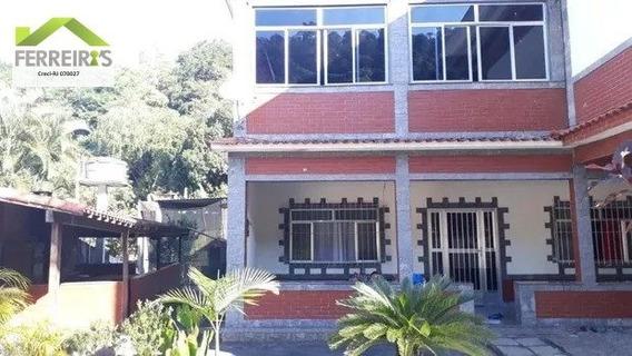 Casa A Venda No Bairro Xerém Em Duque De Caxias - Rj. - 155-1