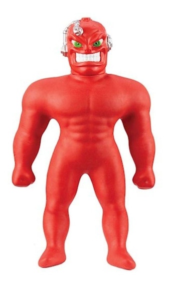 Boneco Dtc Vac Man Mini Stretch Monstro Que Se Estica - 4684