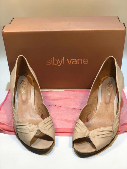 Impecables Stilettos Sibyl Vane En Color Natural_an&av