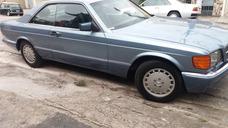 Mercedes 560 Sec Linda