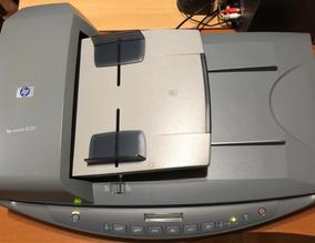 Scanner Hp Scanjet 8250 C/ Alimentador De Folhas Automático