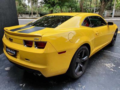Chevrolet Camaro 6.2 Ss V8 2012 Amarelo
