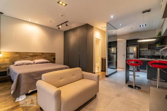 Apartamento Para Aluguel - Alphaville, 1 Quarto, 47 - 893101670