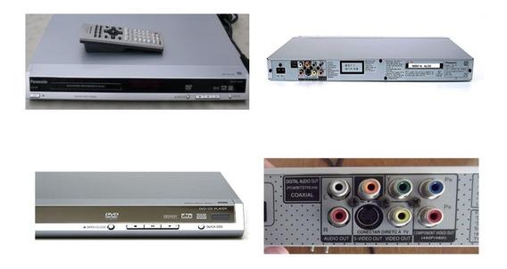 Panasonic Dvd-s29 Dvd Player , Silver