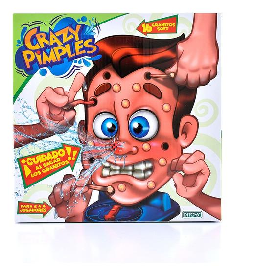 Crazy Pimples Game