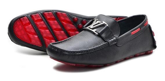 Mocassim Casual Louis Vuitton Stilo E Conforto