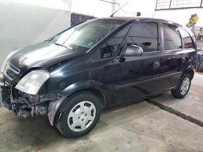 Chevrolet Meriva 2012 Chocada