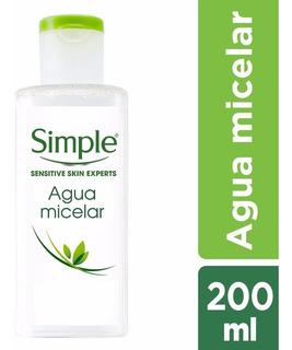 Agua Micelar Simple Agua Micelar 200ml