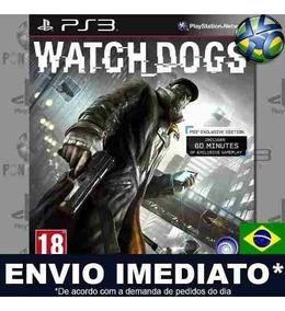 Jogo Watch Dogs Ps3 Digital Psn Português Brasil Dublado