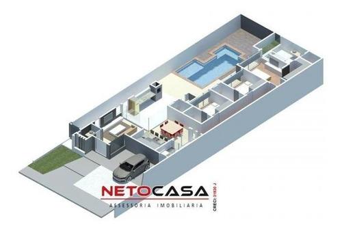 Imagem 1 de 5 de Casa Em Condomínio Para Venda Em Sorocaba, Cond. Monte Carlos, 3 Dormitórios, 3 Suítes, 5 Banheiros, 2 Vagas - Cac607_1-951776