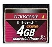 Información Transcend 4gb Cfast = Zc