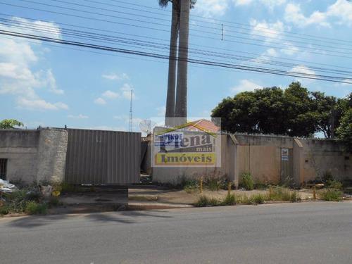 Chácara Com 4 Dormitórios À Venda, 1300 M² Por R$ 750.000,00 - Chácara Bela Vista - Sumaré/sp - Ch0078