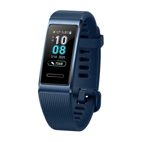 Pulsera Inteligente Huawei Band 3 Pro Smartband Azul