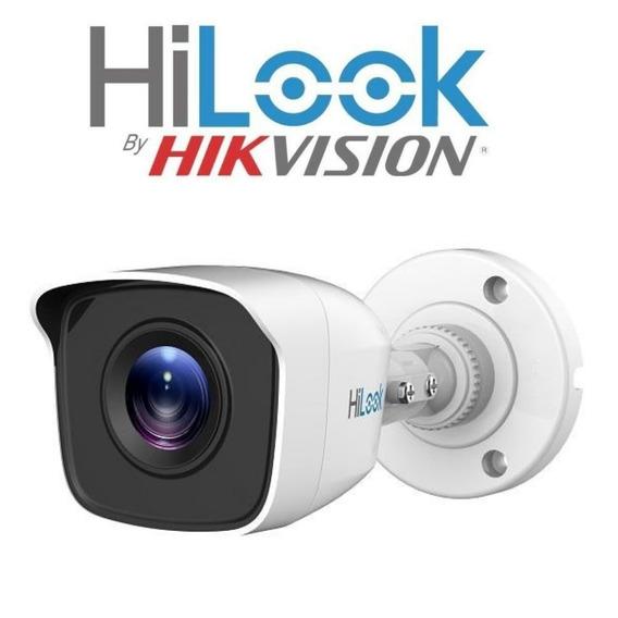Câmera 4x1 Hilook Bullet 1mp 2.8mm Ir 20mthc-b110-m Metal