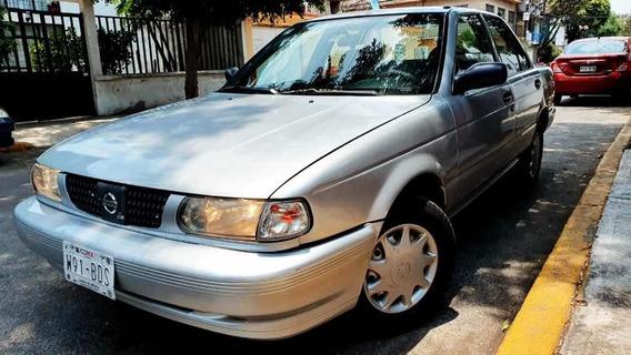 Nissan Tsuru 2008 Estándar Clima Gs1 Llantas Nuevas, Cuidado