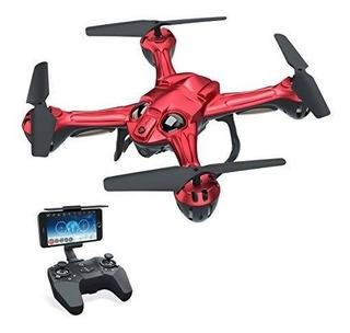 Lefant Zeraxa Pro Wifi Fpv Drone Con Camara 720p 24ghz 6 Eje
