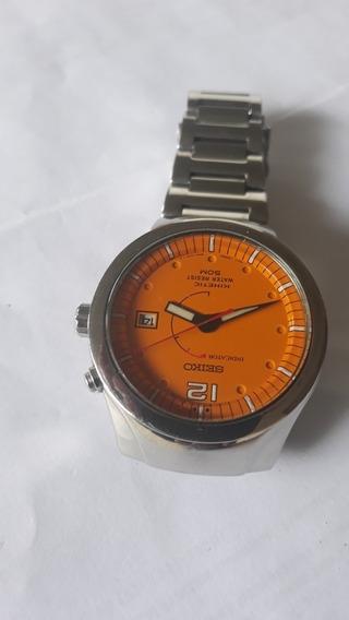 Relógio Raro Seiko Kinetic