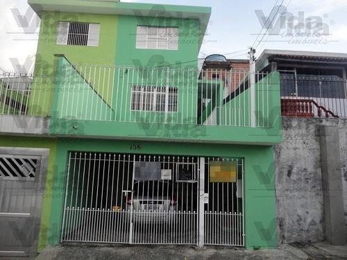Casa Sobrado À Venda Em Santo Antônio  -  Osasco - 29618