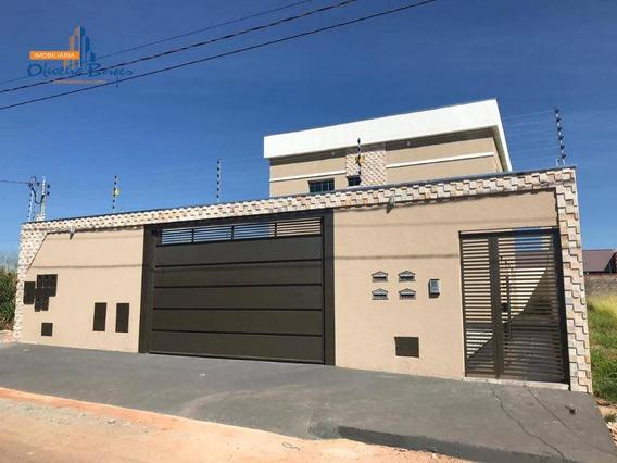 Apartamento Com 2 Dormitórios À Venda, 55 M² Por R$ 137.000 - Residencial Cerejeiras - Anápolis/go - Ap0390